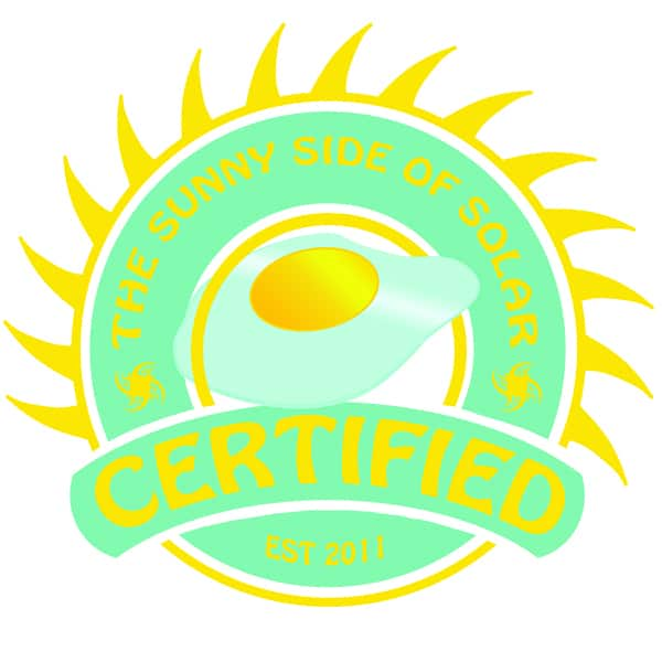 Solar Side Up Certified