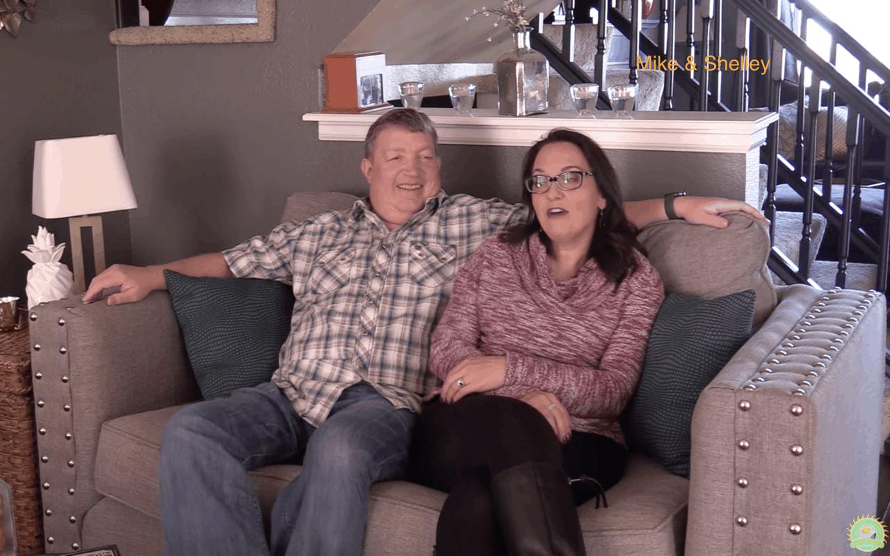 Mike & Shelley Video Testimonial