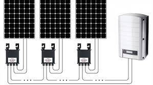 SolarEdge DC Optimizer with Inverter