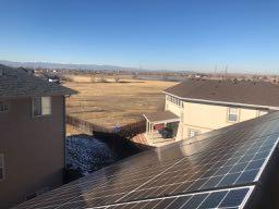 Solar Panels Install - Frederick, CO