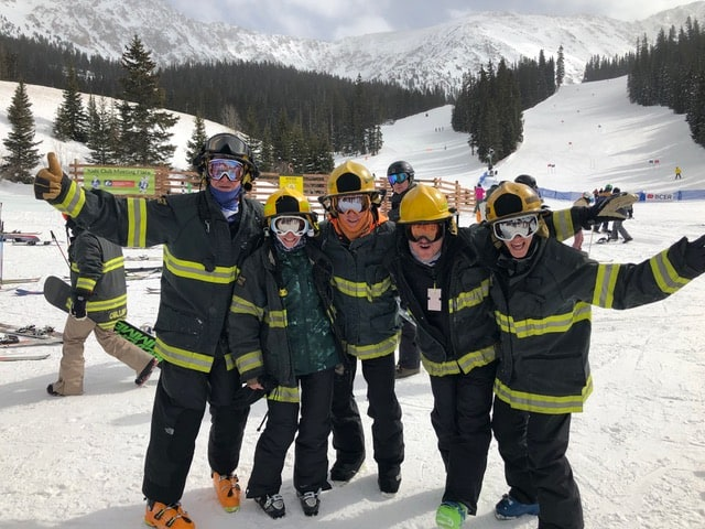 Arapahoe Basin: Heroes with hoses