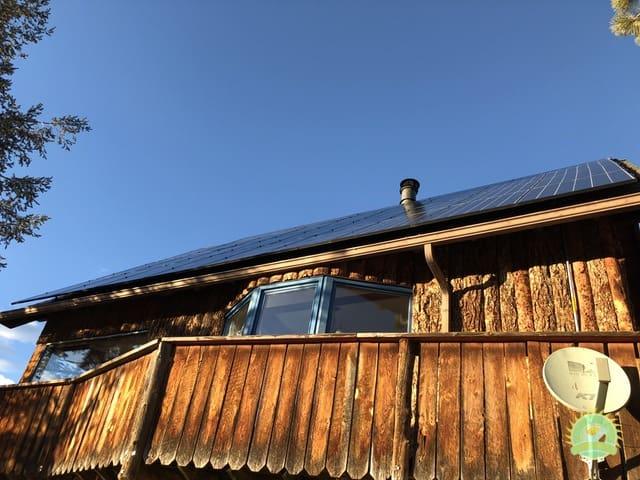 John & Patty Solar Installation in Evergreen, CO - After Install 2