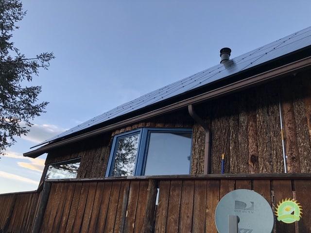John & Patty Solar Installation in Evergreen, CO - After Install 1