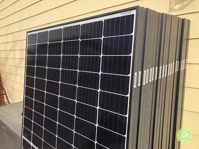 Rachel & James Denver Solar Installation - Hanwha QCell Duo G5 Panels