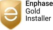 Solar Side Up is a Enphase Gold Installer